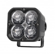 PHARE ADDITIONNEL LED QUADRA TECH 20W