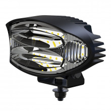 PHARE ADDITIONNEL LED ELIPTIQUE 80W