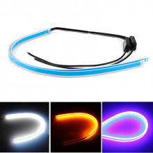 Feux de Jour Flexible LED Mirage (Multicolores)