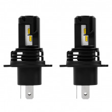 Kit Ampoules LED H4 SMART MINI