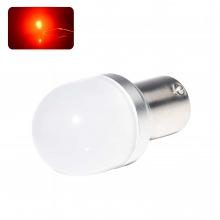 Ampoule LED PR21/5W-BAW15D-ANGEL (Rouge)