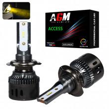Kit LED H7 ACCESS COULEURS