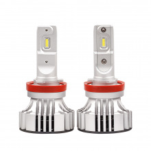 Kit Ampoules LED H11 TITANIUM XL