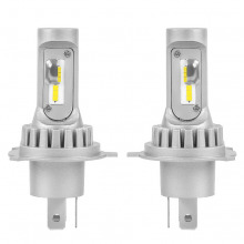 Kit Ampoules LED H4 Illusion 36W