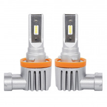 Kit Ampoules LED H8/H9/H11/H16 Illusion 36W