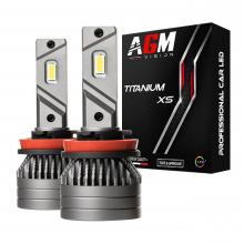 Kit Ampoules LED H9 TITANIUM XS
