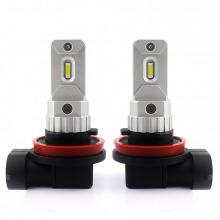 Kit Ampoules LED H9 LP1