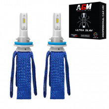 Kit Ampoules LED H9 ULTRA SLIM