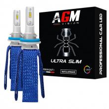 Kit Ampoules LED H16 ULTRA SLIM