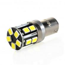 Ampoule LED H21W-BAY9S SUPREME (Blanc)