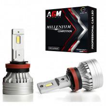 Kit Ampoules LED H16 MILLÉNIUM COMPÉTITION
