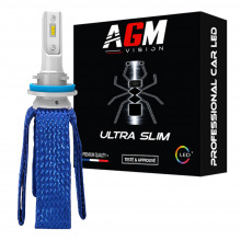 Ampoule LED H9 ULTRA SLIM