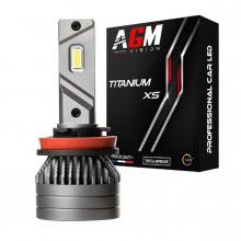 Ampoule LED H8 TITANIUM XS