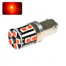 Ampoule LED H21W-BAY9S SUPREME (Rouge)