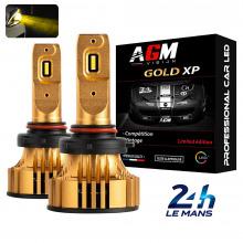 Kit Ampoules LED H10 GOLD XP