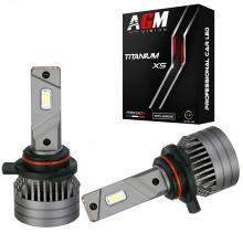 Kit Ampoules LED HIR2 9012 TITANIUM XS