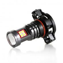 Ampoule LED PS19W PS24W F12 (Blanc)