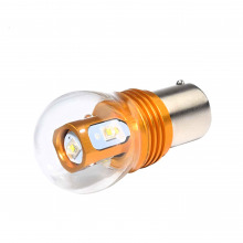 Ampoule LED P21W-BA15S VINTAGE (Blanc)