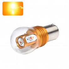 Ampoule LED P21W-BA15S VINTAGE (Orange)
