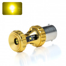 Ampoule LED P21W-BA15S-ROYAL (Jaune)